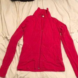 H&M Pink Track Jacket